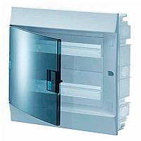 Щит распределительный ABB MISTRAL IP41 12M внутренний белый с прозрачной дверью