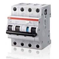 Автоматический дифференциальный выключатель DS203NC C10 AC30 2CSR256040R1104