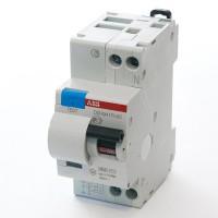 Автоматический дифференциальный выключатель тока DSH941R C10 30мА 2CSR145001R1104 (2014 год)