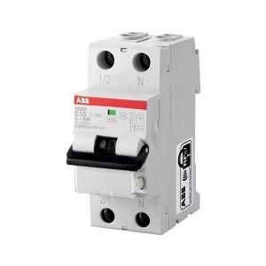 Выключатель автоматический дифференциальный тока DS201 C10 AC30 2CSR255040R1104