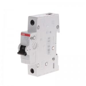 Автоматический однополюсный выключатель SH201L С10 4,5 кА