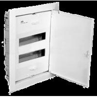 UK 510Е Шкаф для скрытой установки на 12(14) мод