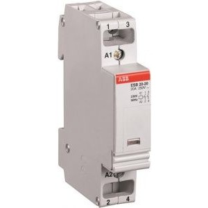 Модульный контактор ESB-20-11 (20А АС1) 220 В АС SST GHE3211302R0006