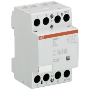 Модульный контактор ESB-40-40 (40А АС1) 220В АС/DC SST GHE3491102R0006