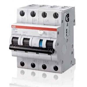 Автоматический дифференциальный выключатель DS203NC C16 AC30 2CSR256040R1164