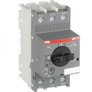 Автоматический выключатель 1SAM350000R1010 MS132-10 100кА с регулируемой тепловой защитой 6.3A-10А Класс тепл. расцепит. 10
