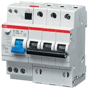 Автоматический выключатель дифференциального тока ABB DS203 40А 30мА