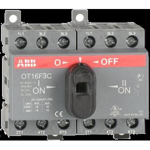 Реверсивный рубильник ABB ОТ80F3C без ручки