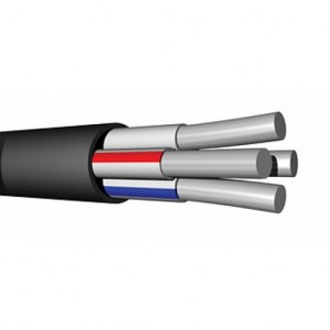 Кабель силовой АВВГнг(А)-LS 1кВ 4х50 ГОСТ