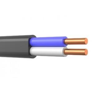 Кабель силовой ВВГнг(А)-LS пл. 2х4 0,66кВ