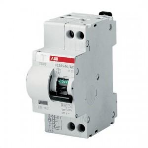 Выключатель автоматический дифференциального тока ABB DSH941R C 25 30MA AC