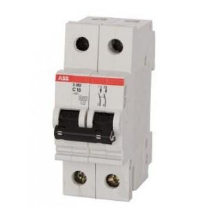 Автоматический выключатель ABB 2-полюсный 20А S202 2CDS252001R0204