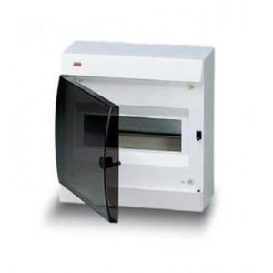 Бокс настенный ABB Unibox 8М 122580006