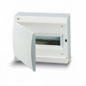 Бокс встраиваемый ABB Unibox 12М 1SL0501A06